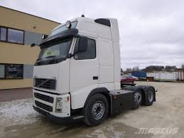 2006 volvo truck models used volvo fh12 6x2 4 manual spoilers tractor units year 2006