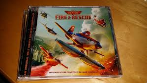 planes fire u0026 rescue soundtrack