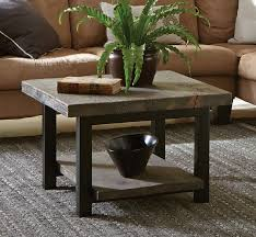 reclaimed wood square coffee table loon peak somers 27 reclaimed coffee table reviews wayfair