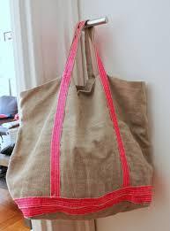 sac cabas lin le petit monde de j le sac de la rentrée un cabas pailleté lin