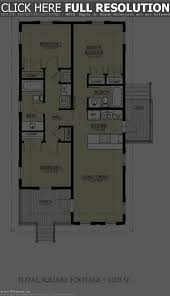 average square footage of a 4 bedroom house home designs