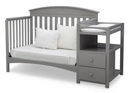Convertible Cribs With Changing Table And Drawers by Delta Children Abby 4 In 1 Convertible Crib And Changer By Delta