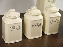 kitchen canister set best 25 ceramic canister set ideas on canisters
