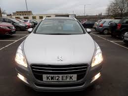 peugeot 508 2012 peugeot 508 1 6 hdi sw active 5dr for sale in burnley finsley