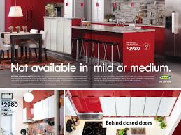 Kitchen Cabinets Red Kitchen 28 Red Kitchen Cabinets Living With Red Kitchen