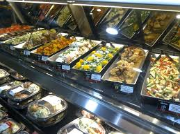 Lunch Buffet Menu Ideas by Or Cold The Buffet That Has It All Buy Healthy Lunches