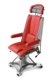Red Office Furniture by Warplanes Transformed Into Office Furniture Recyclenation
