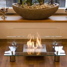 buschbeck crystal bio ethanol indoor fireplace u2013 ventless