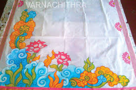 Mural Designs by Varnachithra Sarees Mural