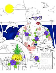 w hotels coloring book travel leisure