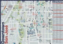 San Jose Map by Wayfinding San Jose Way2sj Twitter