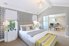 Grey And Yellow Bedroom Decor  Grey And Yellow Bedroom  Three - Grey and yellow bedroom designs