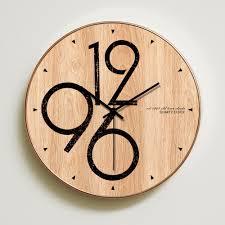 online buy wholesale diy wooden clock from china diy wooden clock