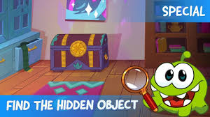 find the hidden object ep 8 om nom stories the chest youtube
