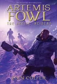artemis fowl the arctic incident book 2 eoin colfer