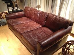 Leather Chair Restoration Furniture Restoration Hardware Maxwell Sofa In Beige For Home