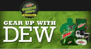 instant win gift cards mountain dew dollar general gift card instant win and earn