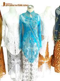 merak biru kebaya online shop kebaya bordir merak biru turkois