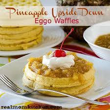 cuisine eggo liege pineapple eggo waffles kitchen