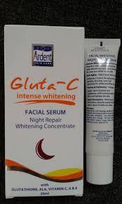 Gluta Skin Care gluta c whitening repair whitening serum w