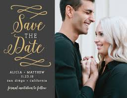 wedding save the date magnets save the date magnets match your colors style free basic invite