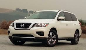 nissan pathfinder 2017 interior 2017 nissan pathfinder the daily drive consumer guide