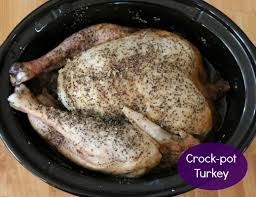 easy crock pot turkey practical stewardship