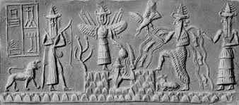 gilgamesh flood myth wikipedia dilmun tilmun creation aliens middle east crystalinks