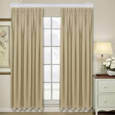 Curtain For Living Room Pictures Curtain Homdox Rustic Windowins For Living Room Bedroom Blackout