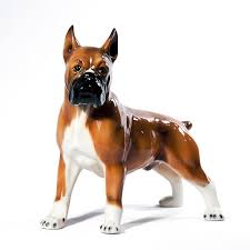 boxer dog statue italy boxer standing dog statue