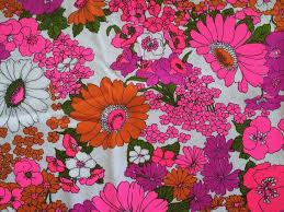 704 best bright vintage fabric images on