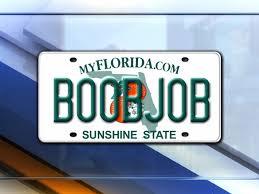 Vanity Playes Photos Vanity License Plates Denied In Florida Wptv Com