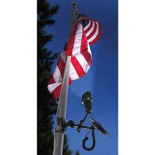 Solar Powered Lights For Flagpoles Valley Forge Solar Liberty Flag Pole Light 142809 Solar
