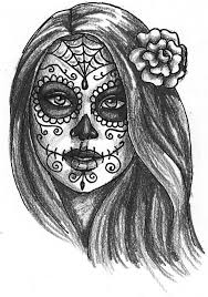 day of the dead by dragonwings13 on deviantart