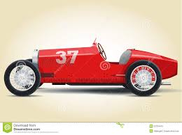 bugatti symbol red bugatti 37a stock illustration image of racing 52184415