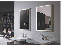 bathroom mirror ideas on wall awesome lighted bathroom mirrors for home decor ideas with fiori
