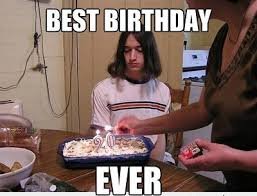 Funny Birthday Memes Tumblr - best birthday ever birthday meme birthday memes pinterest