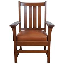 stickley armchair for sale at 1stdibs