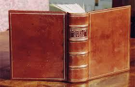 livre de cuisine ancien restauration livre ancien 17e restauration couvrure et dorure