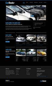 lexus car website website template 42176 car dealer rental custom website template
