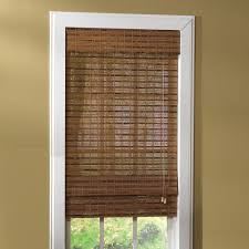 White Bamboo Blinds Ikea Ideas White Bamboo Roman Shades Natural Woven Shades For