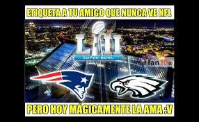 Memes Del Super Bowl - memes del super bowl lii