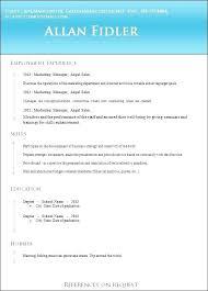 free word templates for word resume templates microsoft word 2013 geometrica