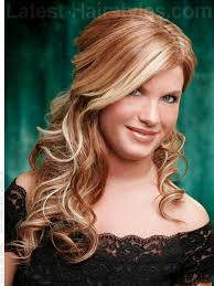 front view of side swept hairstyles 25 super easy prom hairstyles to try