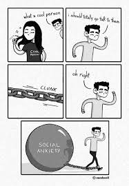 Social Anxiety Meme - memebase social anxiety all your memes in our base funny memes