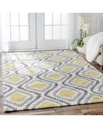 enjoyable ideas grey and yellow rug lovely decoration rugs