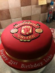 manchester united cake u2026 pinteres u2026