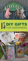 15 easy u0026 unique diy gifts for gardeners gift gardens and craft