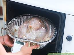 turkey bags how to cook a turkey in a bag with pictures wikihow