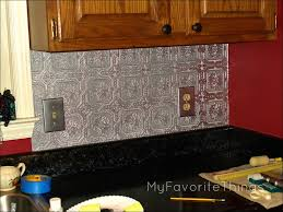 architecture wonderful easy kitchen backsplash sheet metal tiles
